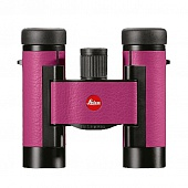 Бинокль Leica Ultravid 8x20 Colorline, cherry-pink