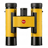 Бинокль LEICA Ultravid 10x25 Colorline, lemon-yellow