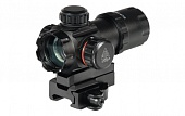 "Коллиматорный прицел Leapers UTG 3.9"" ITA Red/Green Dot Sight c Riser Adaptor SCP-DS3039W"