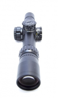 Оптический прицел March 1-10x24 illuminated MML Reticle # D10V24TIML