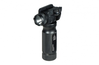 Фонарь тактический Leapers UTG Combat Operation Quick Detach Aluminum Grip Light w/Built in 26mm IRB CREE LED MNT-EL228GPQ