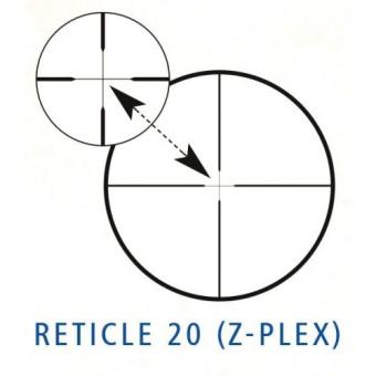 Оптический прицел CARL ZEISS TERRA 3X 2-7x32 R:20 (522721-9920-000)