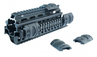 Кронштейн LEAPERS Saiga Tactical Quad Rail System MNT-HGSG39